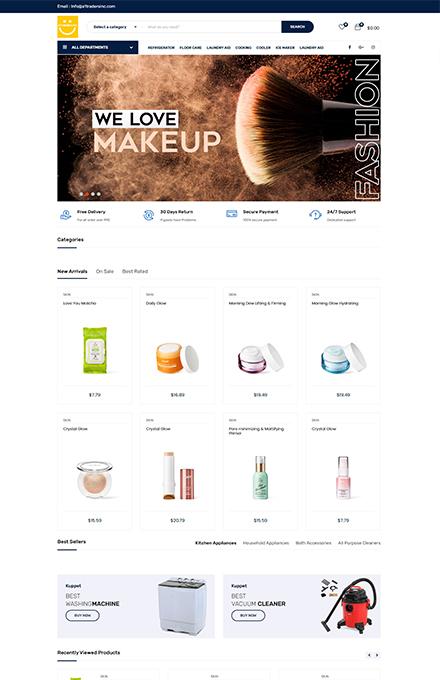 ecommerce web design karachi